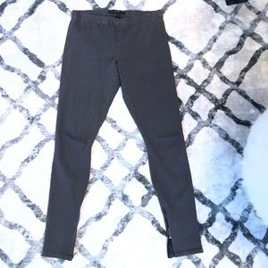 Never Worn! Joes Jeans Grey Jeggings